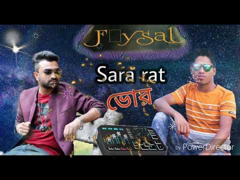 সারা-রাত-ভোর-||-sara-rat-bor-||-cover-video-||-2019-ami-shei-shuto-hobo-by-tahsan-dj-bangladesh
