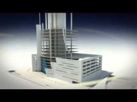 Platinum Tower  - Animation