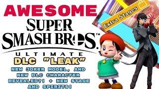 Download Video/Audio Search for smash bros render leak , convert