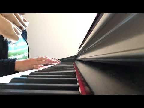 Nyali Terakhir - Glenn Fredly (OST Surat Dari Praha) Piano Cover