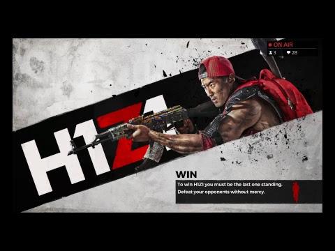 H1Z1 PS4 Let's Go we back
