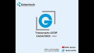 Treinamento GCOP CADASTROS Aula 1 29/04/2020