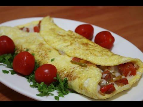 أومليت / Omelet - سهل و سريع - Easy And Fast
