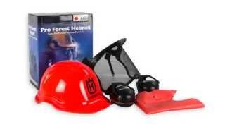 Husqvarna ProForest ChainSaw Safety Helmet   531300090