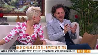 Bereczki Zoltán élete egyik legnagyobb kihívására készül