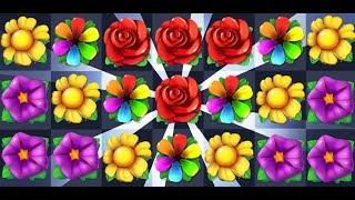 Blossom Witch - Flower Blast Crush Match 3 Puzzle