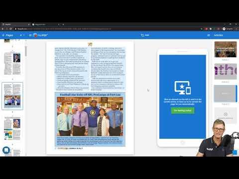 Convert PDF To HTML With FlexPDF Today