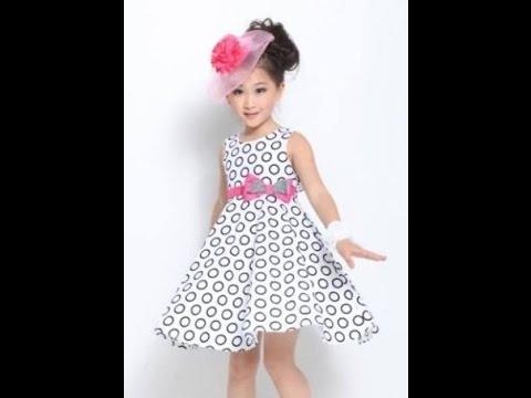 4416aec9658e7  تفصيل فستان اطفال رائع ج1 - YouTube