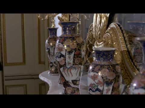 Garnitures: Vase Sets from National Trust Houses
