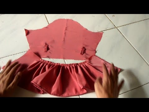 How to make latest designer beautiful top