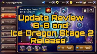 Update Review 8-8 and IDN Stage 2 GM Release