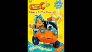 Engie Benjy - Friends to the Rescue (2004, UK VHS / DVD)