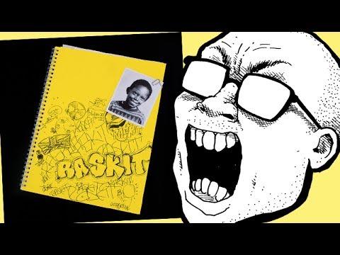 Dizzee Rascal - Raskit ALBUM REVIEW