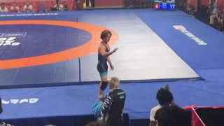 Video Robert Howard of Bergen Catholic wins Youth Olympic Gold in wrestling download MP3, 3GP, MP4, WEBM, AVI, FLV Oktober 2018