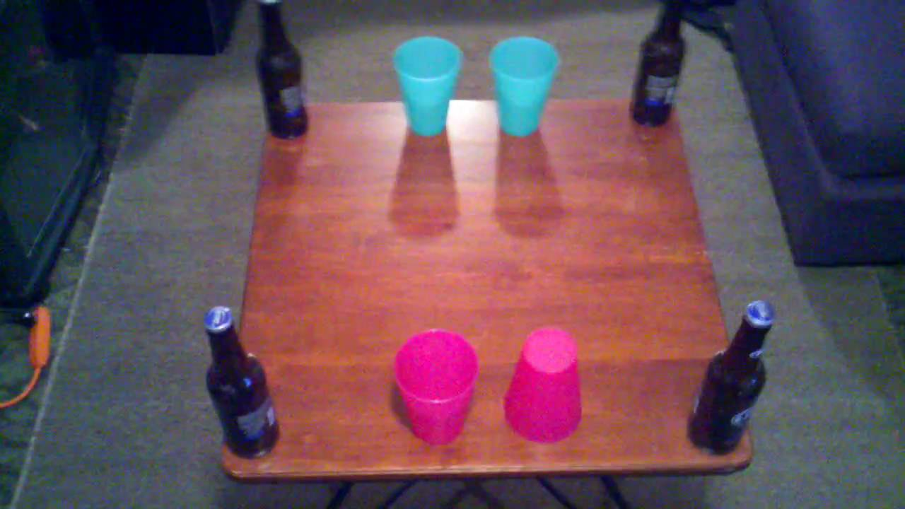 Drinking Games Beer Ball YouTube - Four corners drinking game