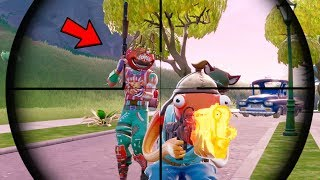 Fortnite 2 WTF Moments #5 (SEASON 1)