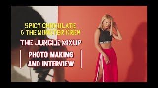 SPICY CHOCOLATEの新プロジェクトSPICY CHOCOLATE & THE MONSTER CREW初...