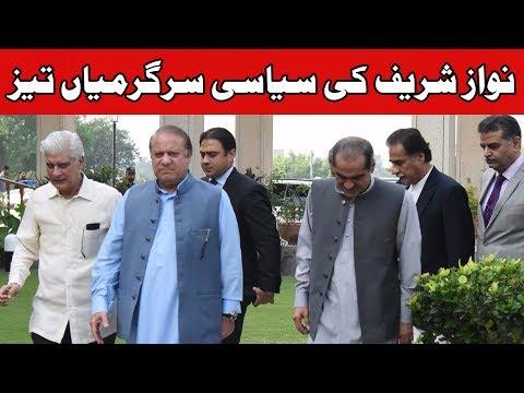 Political temperature runs high as Nawaz Sharif returns | 24 News HD