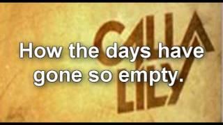 Callalily Band - Stars lyrics