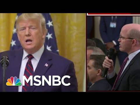 'Drowning In His Lies,' Trump Lashes Out On Wednesday | Morning Joe | MSNBC