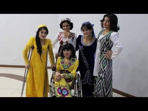 Как в Таджикистане поддерживают инвалидов?