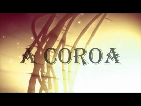 A coroa - Raiz Coral (playback legendado)