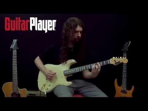 """Guitar Player Brasil - Edição #226 - Transcrição """"All Night Long"""", Rainbow."""