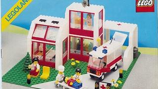 LEGO 6380 - Emergency Treatment Center
