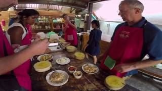 Episode 4 Chiang Mai - Thai Cooking Lessons @ the Asia Scenic