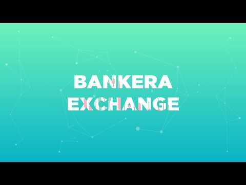 Bankera Introduces Its Cryptocurrency Exchange Platform