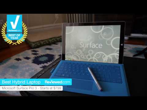 The Best Laptops of 2014