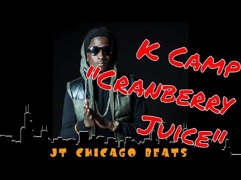 K Camp - Cranberry Juice INSTRUMENTAL