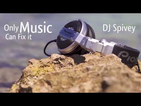Only Music Can Fix It (A Deep, Soulful House Mix) by DJ Spivey