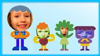 If You're Happy And You Know It | Kids Songs | Super Simple Songs by UT kids