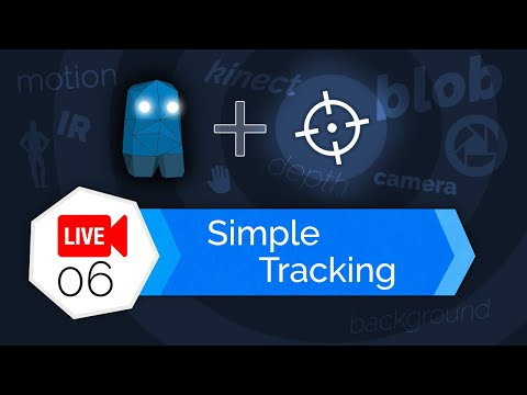 [LIVE #06] Simple Tracking