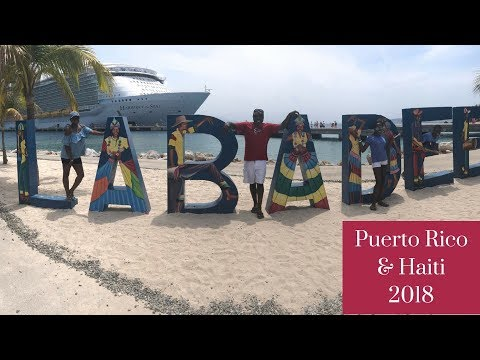 Our Trip to Puerto Rico and Haiti 2018 | Faylene's World