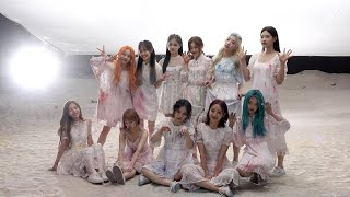 "이달의 소녀 (LOONA) ""Why Not?"" MV Making Film"