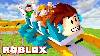 Roblox - PARQUE DE DIVERSÃO DO AUTHENTIC !!