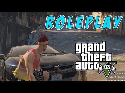 GTA V RolePlay - Uma Nova Facção Inimiga?! Bora Gasta Onda fi!