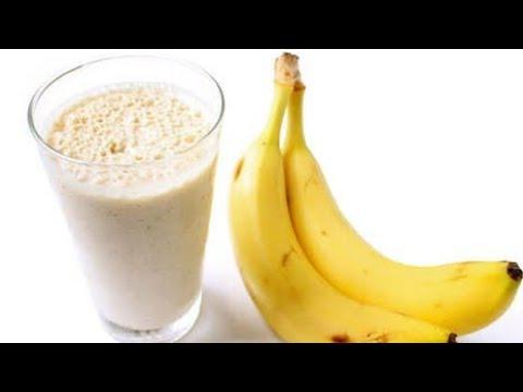 Dieta de la banana y leche