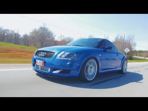 400 HP BIG TURBO Audi TT Review! - The Beast Beetle!