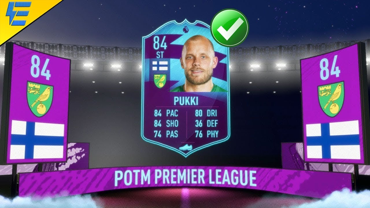 Fifa 20 Teemu Pukki Sbc Solution Cheapest Way To Complete The