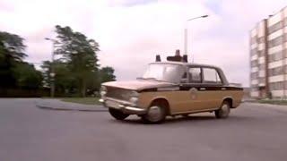ВАЗ 2101 Милиция и ВАЗ 21011 в фильме Инспектор ГАИ (1982)