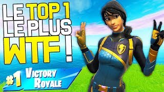 TOP 1 THE MORE WTF WITH THE NEW SKIN ''FOUDRE'' ON FORTNITE!