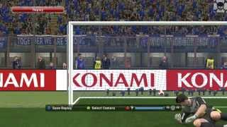 Pro Evolution Soccer 2014 - World Challenge | GamePlay PC 1080p