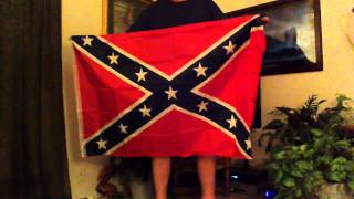 Buy A Really Nice Nylon Confederate Flag