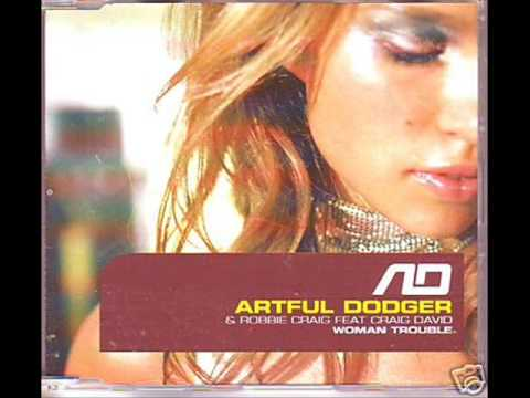 2Step Dreem Teem VS Artful Dodger VS Craig David - It Aint Enough