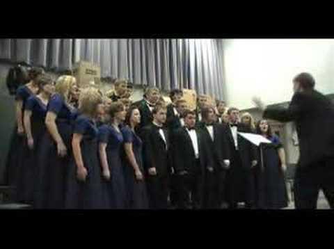 Oak Park High School Chamber Choir - De Punta y Taco