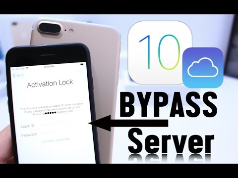 iphone 6 activation lock bypass code