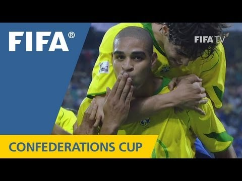 The Story of the FIFA Confederations Cup: 2005